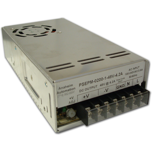 Power Supply - PSEPM 150