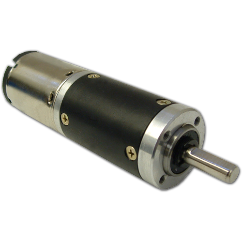Small DC Motors with Planetary Gearboxes - BDPG-28-38