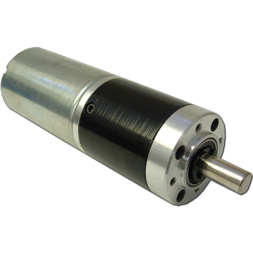 Small DC Motors with Planetary Gearboxes - BDPG-36-57