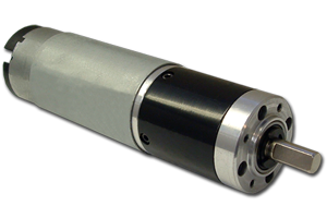 Small DC Motors with Planetary Gearboxes - BDPG-38-86