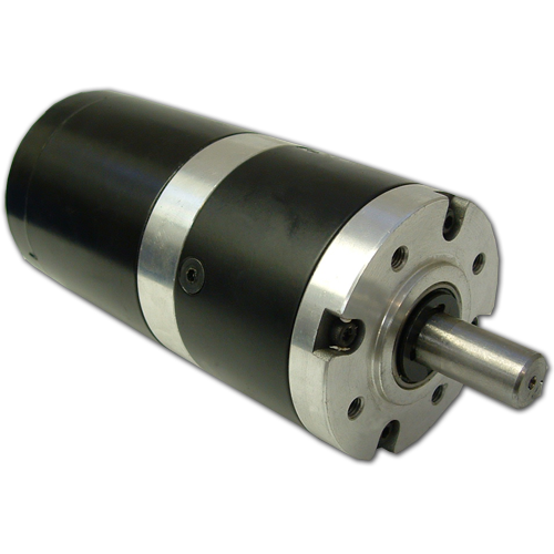 Small DC Motors with Planetary Gearboxes - BDPG-60-80