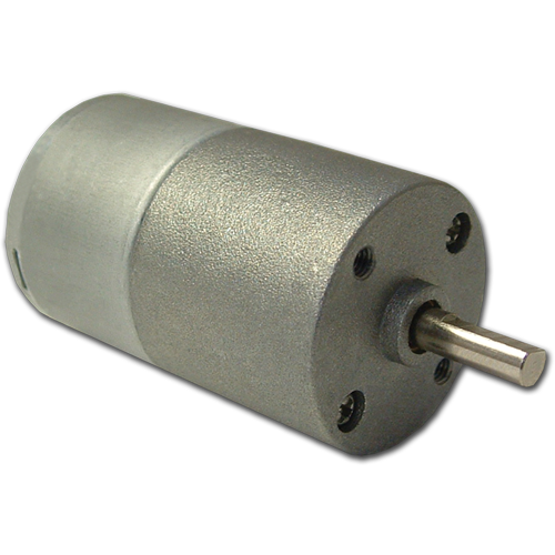 Small DC Motors with Spur Gearboxes - BDSG-27-20