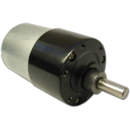 Small DC Motors with Spur Gearboxes - BDSG-37-30-12V