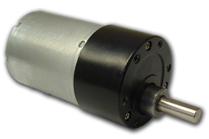 Small DC Motors with Spur Gearboxes - BDSG-37-40