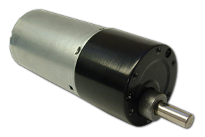 Small DC Motors with Spur Gearboxes - BDSG-37-57
