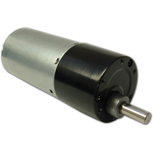 Small DC Motors with Spur Gearboxes - BDSG-37-57-12V