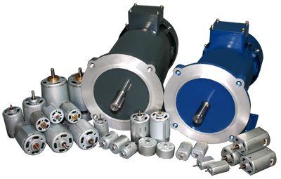 Brush DC Motors | Wide Selection from Anaheim Automation