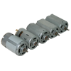 Small DC Motors - 36mm