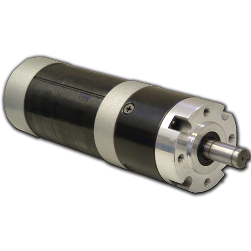 Brushless DC Motors with Planetary Gearboxes - BLWRPG23