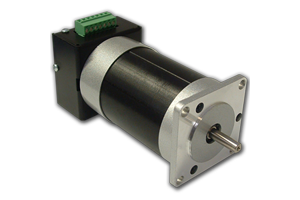 Brushless Motors with Integrated Speed Controllers - BLWS23MDA