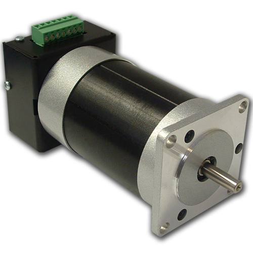 Brushless DC Motors with Integrated Speed Controllers - BLWS23MDA