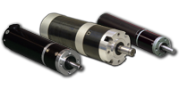 Brushless Motors with Planetary Gearboxes