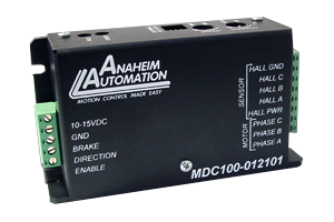 Brushless DC Speed Controllers - MDC100