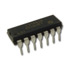 Incremental Quadrature Decoders - LSI-LS7082N