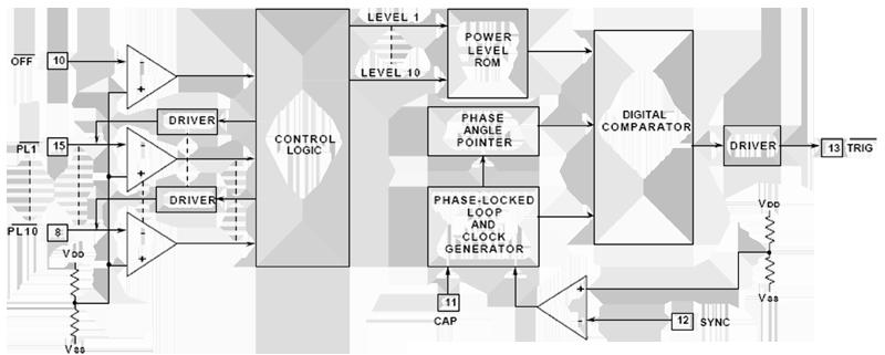 Lsi Ls7315 Ac Motor Controller