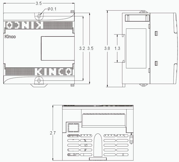 KNC-PLC-K205-16DR Wiring Diagram Plc on plc chassis, plc controls, plc controller, plc connections, plc components, plc software, plc parts, plc diagram, plc electrical, plc lighting, plc hardware,