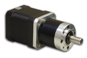 Stepper Motors with Planetary Gearboxes - 17YPG