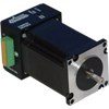 Stepper Motors with Integrated Drivers and Controllers - 23MDSI