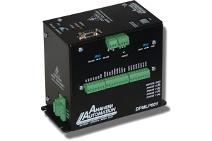 Stepper Drivers with Programmable Controllers - 7.1-12.5A Current Range - DPMLP601