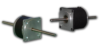 Hybrid Non-Captive Stepper Linear Actuators
