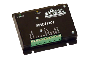 Stepper Drivers with DC Input - MBC12101