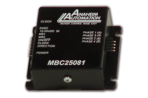 Stepper Drivers with DC Input - MBC25081