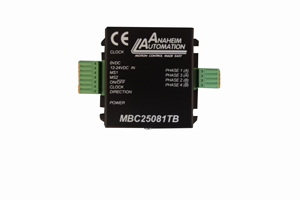 Stepper Drivers with DC Input - MBC25081TB