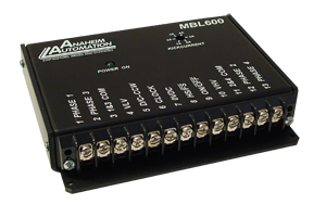 Stepper Drivers with DC Input - MBL600