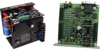 Stepper Drivers with Pulse Generators