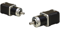 Stepper Motors with Planetary Gearbox