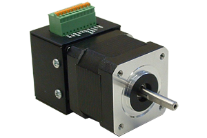 Stepper Motors with Integrated Drivers - 17MDSI