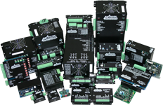 Stepper Drivers and Controllers