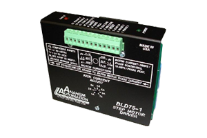 Stepper Drivers with Transformer (AC) Input - 2.6-7.0A Current Range - BLD75-1
