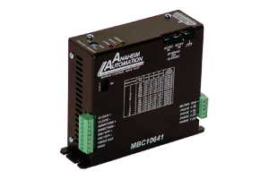 Stepper Drivers with Transformer (AC) Input - 7.1-12.5A Current Range - MBC10641