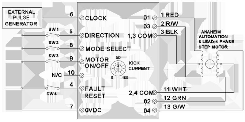 dps32ps1 2 6 7 0a current range stepper drivers with. Black Bedroom Furniture Sets. Home Design Ideas