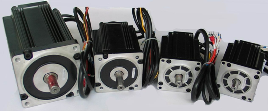 Various Brushless Motors