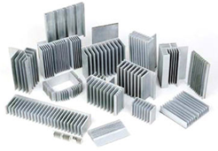 Various Heat Sinks