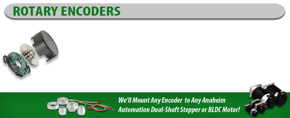 Rotary Encoders | Anaheim Automation