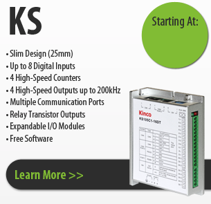 KS series kinco programmable logic controller